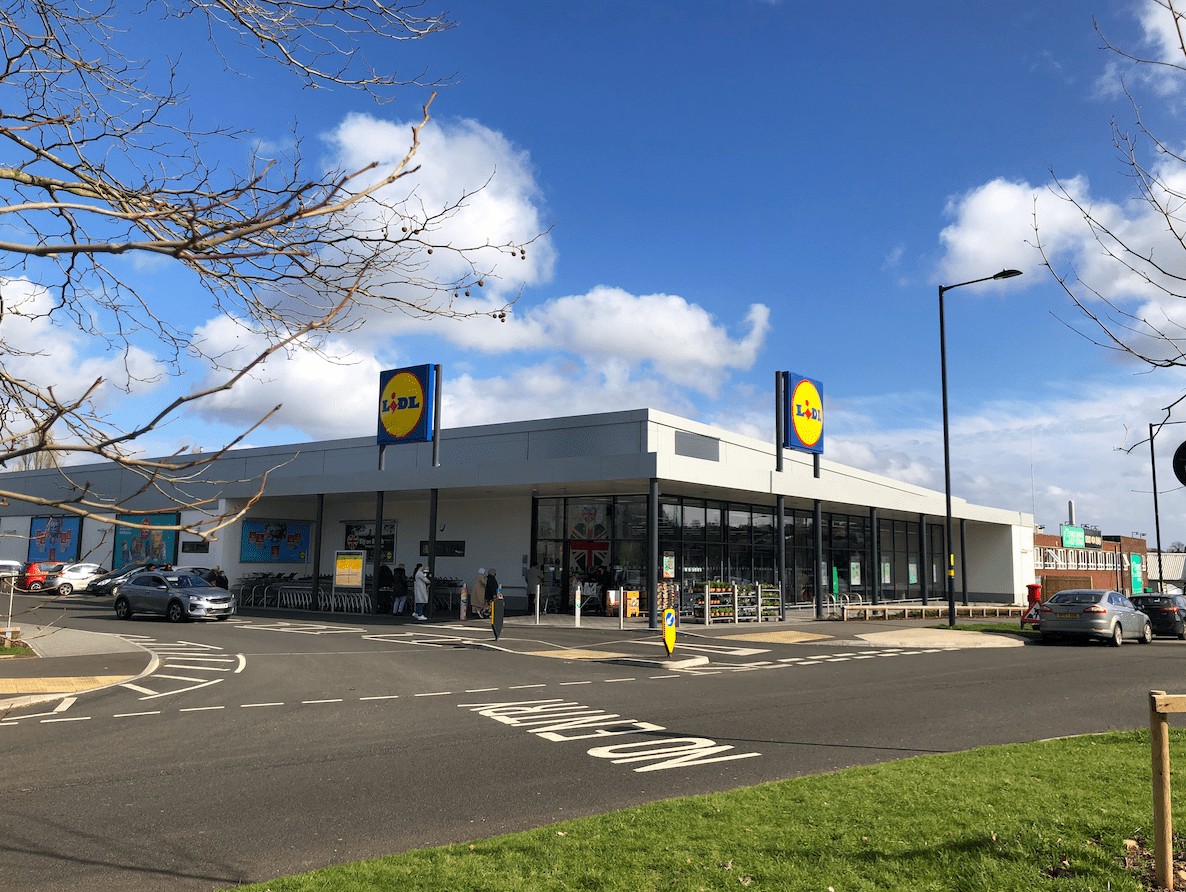 Godwin Capital Completes Investment Sale of New Lidl Store in Birmingham to Knight Frank Investment Management